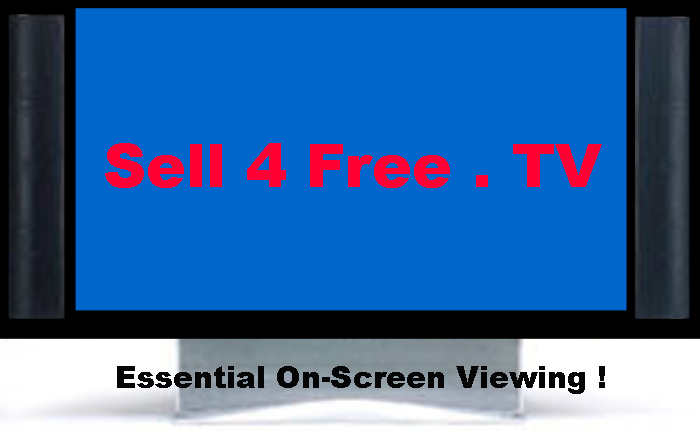 Sell 4 free tv - Television but solde ...